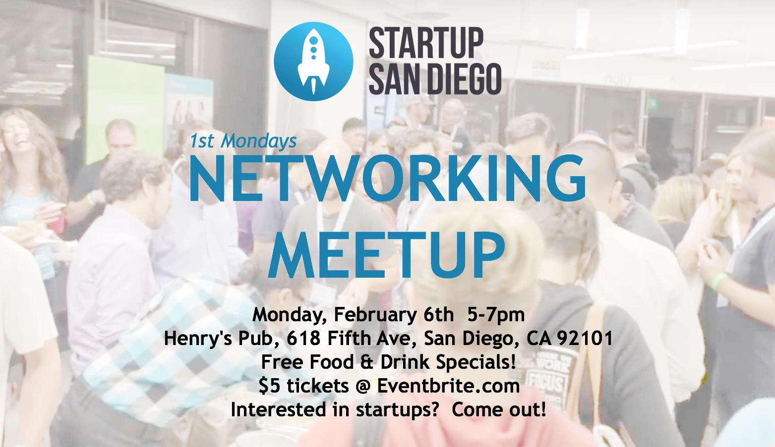 Monthly Networking Mixer @ Henry's Pub