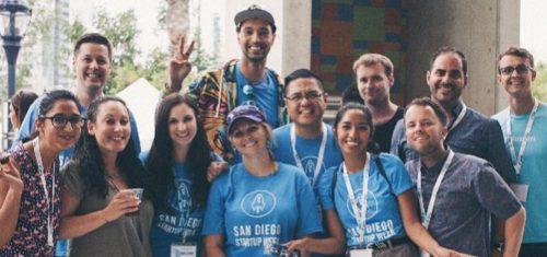 StartupSD Volunteer Rally! @ Downtown Works