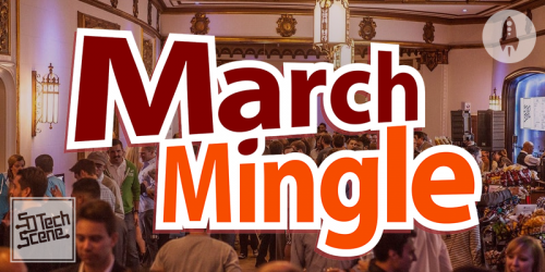 March Mingle 2018 @ San Diego Central Library