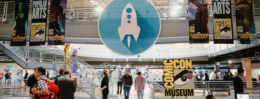 Startup San Diego, Convergence, 2019, Comic-Con Museum