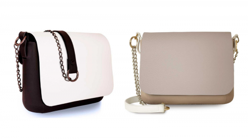 Evolution Smart Bags are fully customizable