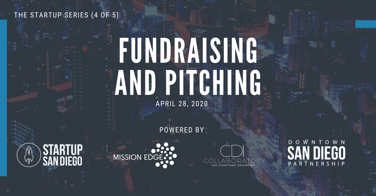 Startup Series 4 Fundraising And Pitching