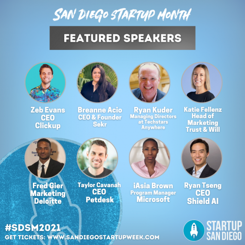 SDSM2021 Featured Speakers